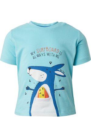 TOM TAILOR Baby T-Shirt mit Print, , unifarben mit Print, Gr.50/56