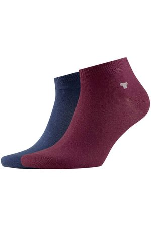 TOM TAILOR Kinder Sneaker-Socken im Doppelpack, , Gr.35-38