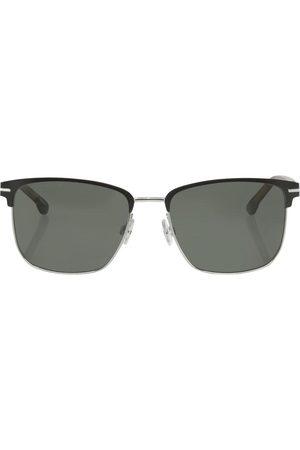 TOM TAILOR Herren Rechteckige Sonnenbrille mit Metallriemen, , unifarben, Gr.OneSize