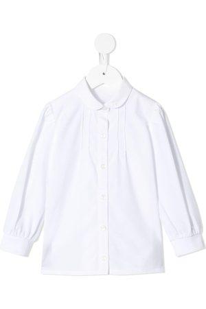 Familiar Mädchen Blusen - Hemd mit Bubikragen