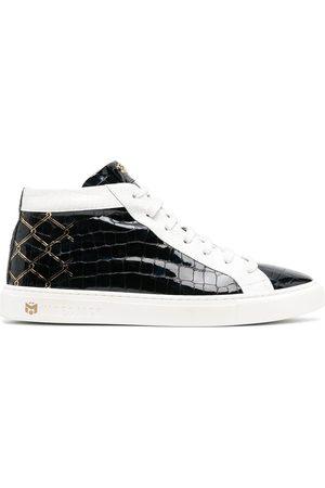 HIDE&JACK Sneakers mit Kroko-Optik