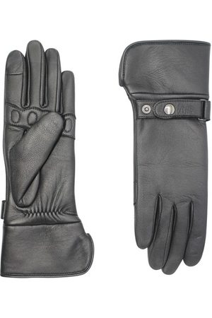 AGNELLE Herren Handschuhe - Hooper Taktil mit Futter aus Alpaka