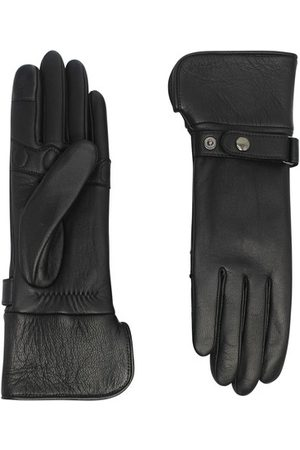 AGNELLE Damen Handschuhe - Hoopette Taktil mit Alpaka-Futter