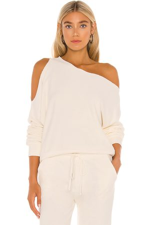 Lanston One Shoulder Pullover in . Size M, S, XS.
