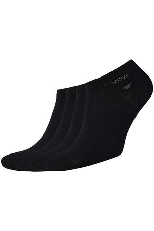 TOM TAILOR Unisex Viererpack Sneaker Socken, , Gr.35-38