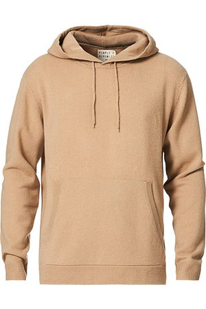 People´s Republic of Cashmere Cashmere Hoodie Camel