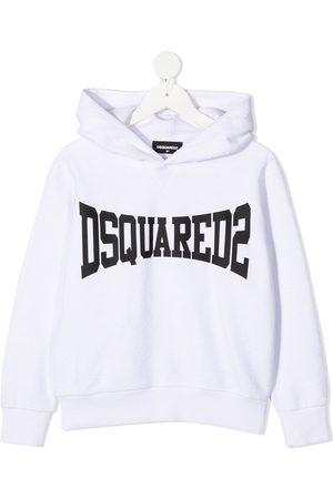 Dsquared2 Hoodie mit Logo-Print