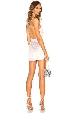 superdown Nicole Mini Dress in . Size M, S, XL, XS, XXS.