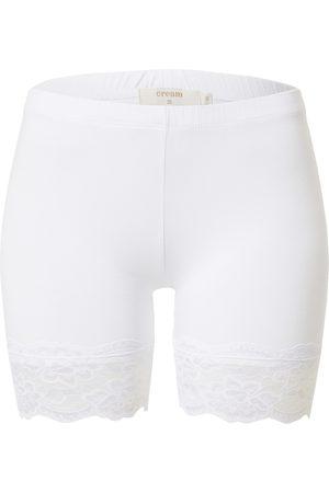 Cream Shorts 'Matilda