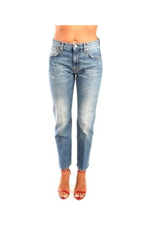 PEOPLE Damen Slim - Slim Fit Jeans A20 GILDA Regulär Damen