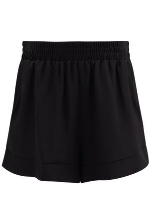 Raey Elasticated-waist Silk Shorts