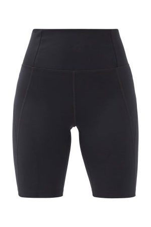 GIRLFRIEND COLLECTIVE High-rise Recycled-fibre Bike Shorts