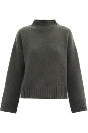 EXTREME CASHMERE No.163 Ken Stretch Cashmere Sweater