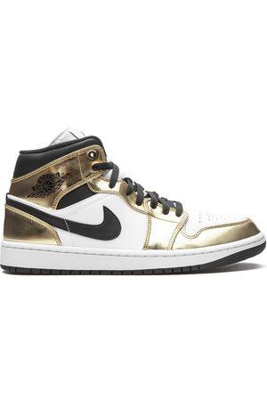 Jordan Air 1 Mid SE Metallic Sneakers
