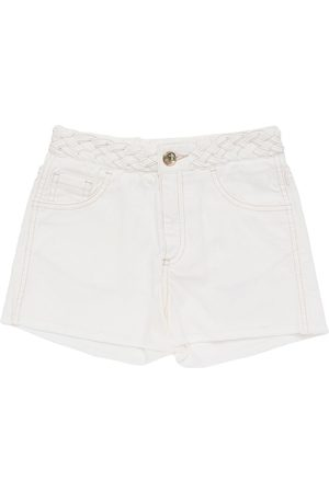 Chloé Shorts Aus Baumwolldenim