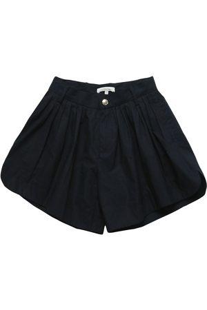 Chloé Shorts Aus Baumwollpopeline