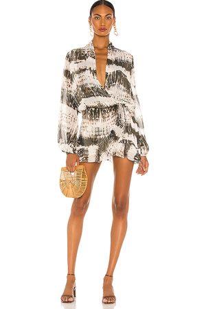 ROCOCO SAND Damen Kleider - X Revolve Ilios Dress in . Size S.
