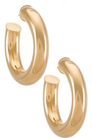 Martha Calvo Tubular Hoops Earrings in .