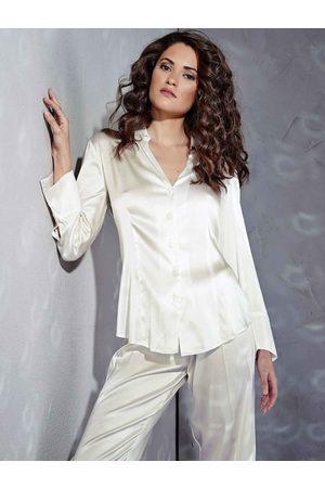 Eva B. Bitzer Silk Stretch Seiden-Pyjama