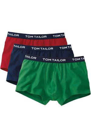 TOM TAILOR Buffer Hip Pants 3er Pack, multicolor