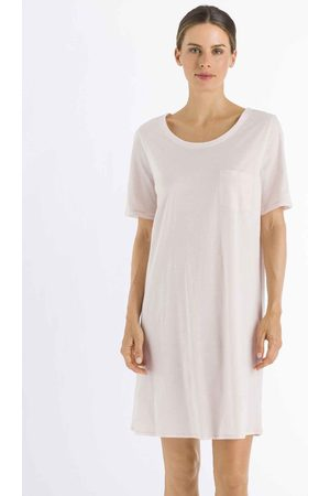 Hanro Cotton Deluxe Nachthemd, Länge 90cm