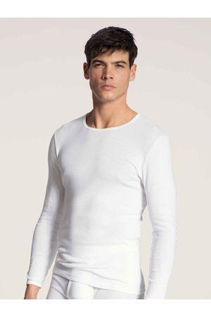 Calida Herren Longsleeves - Classic Cotton 1:1 T-Shirt langarm
