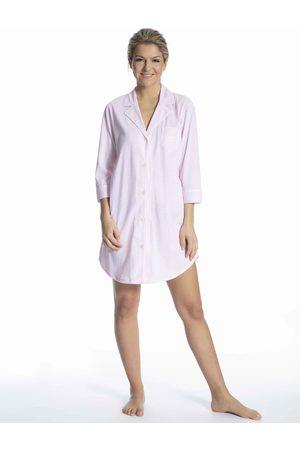 Lauren by Ralph Lauren Damen Nachthemden - Heritage Knits Nachthemd, Länge 90 cm