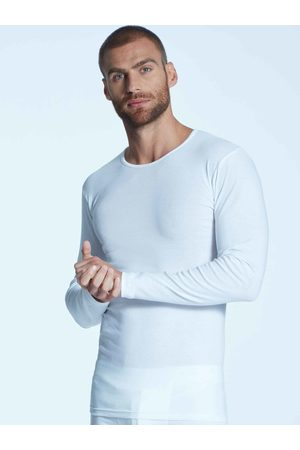 Mey Casual Cotton Shirt Langarm mit funktionalem Rücken