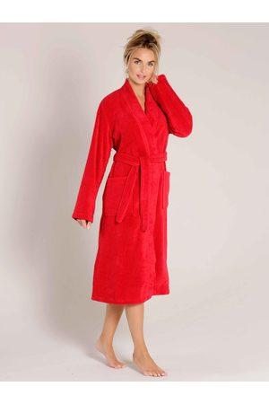 TAUBERT Sauna Women Bademantel Kimono Länge 120 cm