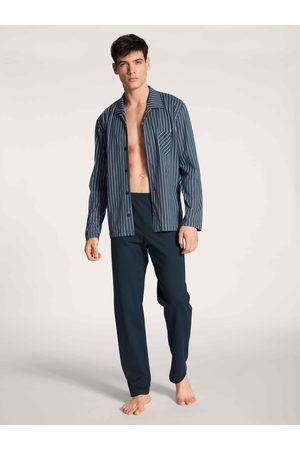 Calida Relax Imprint Basic Pyjama, durchgeknöpft