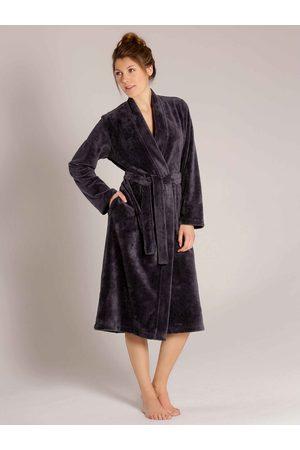 TAUBERT Damen Bademäntel - Bamboo Women Bademantel Kimono Länge 120 cm