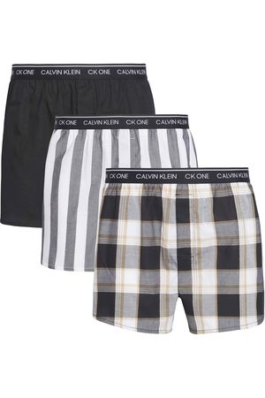 Calvin Klein CK One Woven Boxers Boxershorts, 3er-Pack