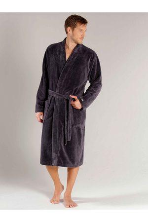 TAUBERT Bamboo Men Bademantel Kimono Länge 120 cm