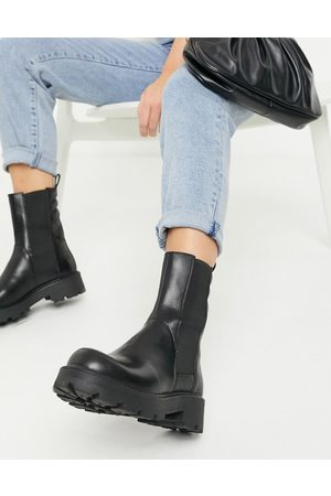 Vagabond – Cosmo 2.0 – Flache, wadenhohe Ankle-Boots in