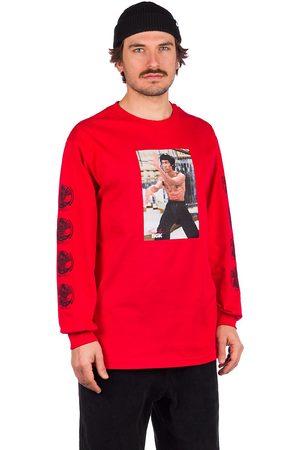 DGK Herren Longsleeves - X Bruce Lee Like Echo Long Sleeve T-Shirt