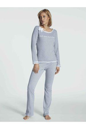 LOUIS & LOUISA Schlafanzüge - Zeit zum Kuscheln Pyjama, lang
