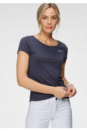 ARIZONA T-Shirt mit Logo-Stickerei