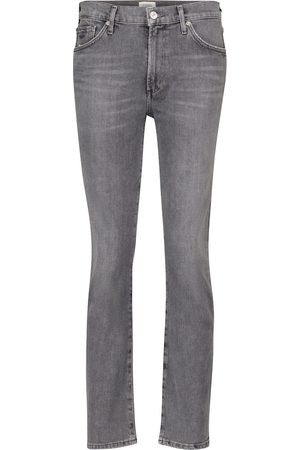 Citizens of Humanity Mid-Rise Skinny Jeans Skyla