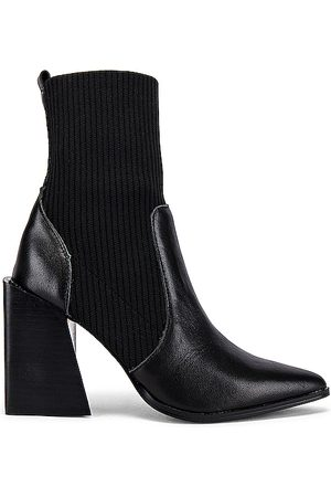 Steve Madden Tackle Sock Bootie in . Size 6, 6.5, 7, 7.5, 8, 8.5, 9, 9.5.