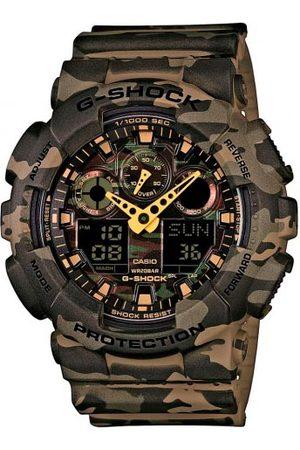 G-Shock GA-100CM-5AER Brown/Multi