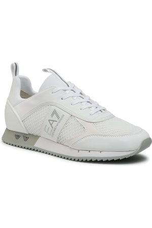 EA7 X8X027 XK050 00175 White/Silver