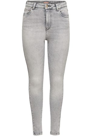 Only Onlmila Life Hw Ankle Skinny Fit Jeans Damen