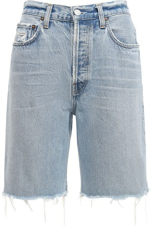 AGOLDE 90er-shorts Mit Hoher Taille