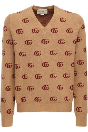 Gucci Pullover Aus Wolljacquard
