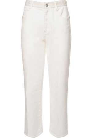 Stella McCartney Jeans Aus Bio-baumwolldenim Mit Gerade Bein
