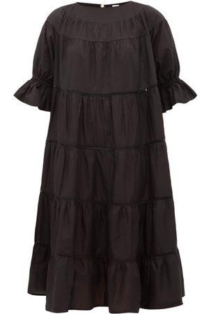 Merlette Paradis Tiered Cotton Sun Dress