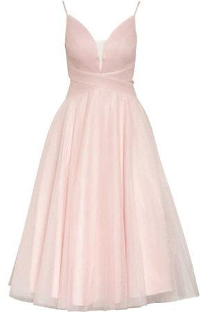 Mascara Abendkleid Mit Stola rosa