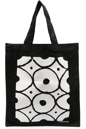 10 CORSO COMO Damen Handtaschen - Handtasche mit grafischem Print