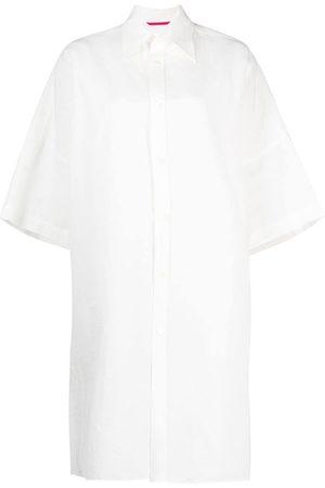 Y'S Hemdkleid aus Leinen