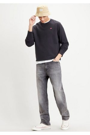 Levi's Sweatshirt »LE NEW ORIGINAL CREW« mit kleinem Logo-Badge